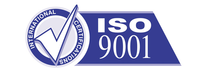 AGS obtains certification ISO 9001