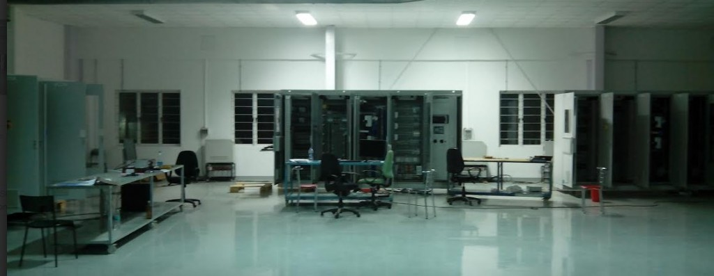 Secondary test commissioning of three GCPP